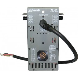 Lightronics AS62 Series Portable Dimmer - 6 Ch 1200W Circuit Breakers LINK© Socapex Output