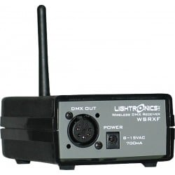 Lightronics Wireless DMX Receiver