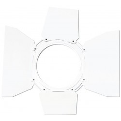 Lightronics Par 4 Barn Door - White