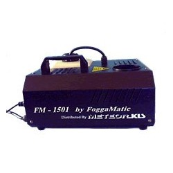 Meteor FoggaMatic Fog Machine - 1500W