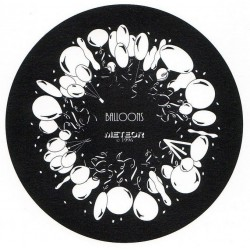 Meteor Graphic Oil Wheel - Balloons