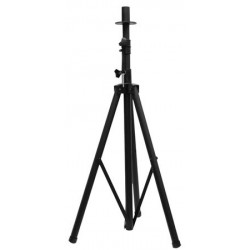 American Audio Aluminum Speaker Stand Tripod - Black