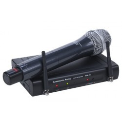 American Audio Wireless Handheld Mic System 16ch.