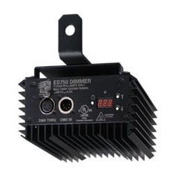 ETC ES750 UL Black Stage Pin (7145A1101-0B)