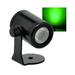 Darklight Precision Z - Flood 120deg Green 12v