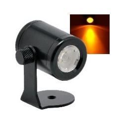 Darklight Precision Z - Spot 15deg Amber 12v