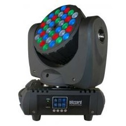 Blizzard Blade RGBW LED Moving Head Beam with 12x 4-in-1 Lights