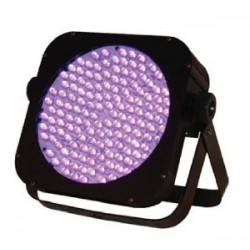 Blizzard Puck CSI LED UV Flat Par Can with DMX