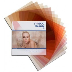 Rosco Beauty Filter Kit - 12in. x 12in.