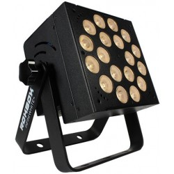 Blizzard RokBox InfiniWhite LED 3-In-1 Par Fixture with Amber/Cool/Warm White