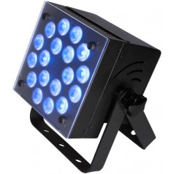 Blizzard RokBox EXA LED RGBAW+UV Par with Dimmer Strobe and DMX