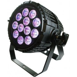 Blizzard LED RGBAW Outdoor Par Can with Dimming and Strobe