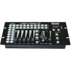 Blizzard 10 Channel DMX Controller