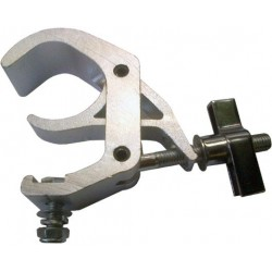 Blizzard Klamp It Silver Trigger-Style Clamp for 2in. Truss
