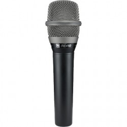 Electro-Voice Cardioid Condenser Handheld Vocal Microphone