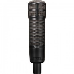 Electro-Voice Variable-D Dynamic Vocal And Instrument Microphone