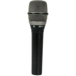 Electro-Voice Supercardioid Condenser Handheld Vocal Microphone