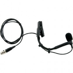 Electro-Voice Premium Cardioid Instrument Microphone - With Shock Mounting Clip