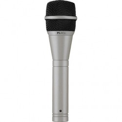 Electro-Voice PL-80C Premium Dynamic Vocal Microphone - Classic Finish