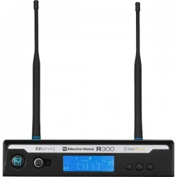 Electro-Voice R300 Wireless Microphone System - Receiver Only - A Band