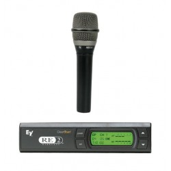 Electro-Voice RE-2 Wireless System - N/DYM RE510 Handheld Mic - A Band