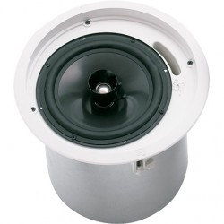 Electro-Voice Two-Way Coaxial Ceiling Loudspeaker - 8in. - Black