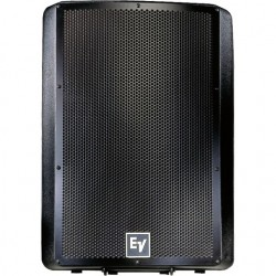 Electro-Voice Two-Way Full-Range Loudspeaker - 65 x 65 - 300W / 1200W - Weather Resistant - 12in.