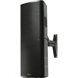 Electro-Voice High Output Two-Way Loudspeaker - 65 x 65 - 600 / 2400W - 12in. - 100W Transformer
