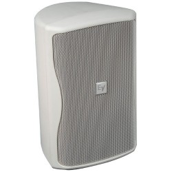Electro-Voice Two-Way Full-Range Indoor / Outdoor Loudspeaker - 90 x 50 - 200W - 8in. - With Transformer - White