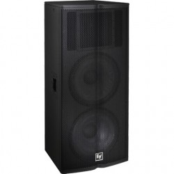 Electro-Voice Double Two-Way Full-Range Loudspeaker System - Passive - 60 x 40 - 1000W - 15in.