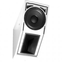 Electro-Voice Two-Way Variable Intensity Loudspeaker - 15in. - White