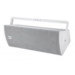Electro-Voice Ultra-Compact 2-Way Speaker with Dual 8in Woofer - WHT