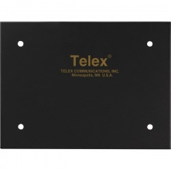Telex RTS WKP-BOX Flush-Mounted Wall Box
