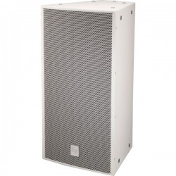 Electro-Voice Front-Loaded Two-Way 3in. Driver Loudspeaker - 60 x 40 - Fiberglass - 12in. - White