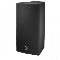 Electro-Voice Front-Loaded Two-Way 3in. Driver Loudspeaker - 60 x 60 - EVCoat - 12in. - Black