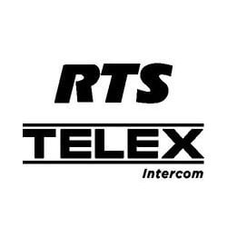 Telex RTS Under-Chin Tube & Foam Cushion