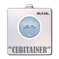 CITC Little Blizzard Dry 100 - 5 Gallon Cubitainer