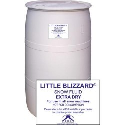 CITC Little Blizzard Super Extra Dry - 55 Gallon Drum