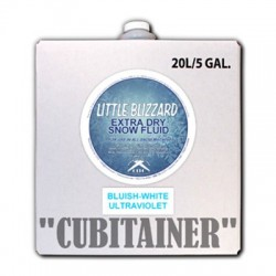 CITC Little Blizzard UltraViolet - 5 Gallon Cubitainer
