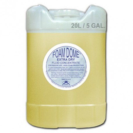 CITC Foam Dome Fluid Concentrate Extra Dry - 5 Gallon Cubitainer