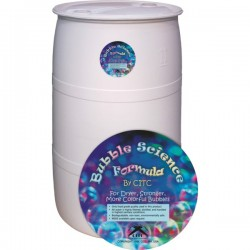 CITC Bubble Science Formula - 55 Gallon Drum