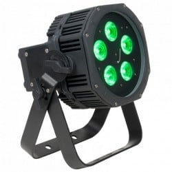 ADJ WiFly Battery Powered LED Par - IP 5x8W Hex LED RGBAW UV