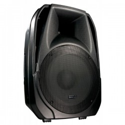 American Audio ELS15BT - 15in. Active Speaker with Bluetooth/USB/SD playback and Wireless Remote