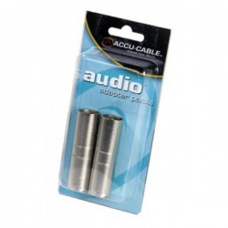 ADJ Male XLR to Male XLR Adapter