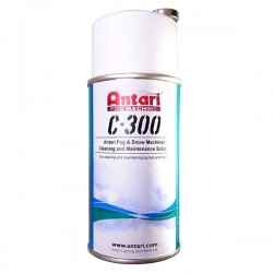 Antari C-300 Fog and Snow Machine Cleaning Solution