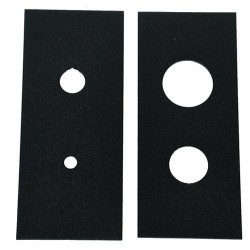 Altman Micro Ellipse Beam Reducing Templates - Pair