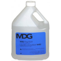 MDG 2.5-Litre WB2 Fog Fluid - Glycol - Blue Label