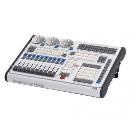 Avolites Titan Mobile Console with Wing Package
