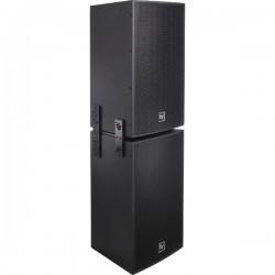 Electro-Voice Front-Loaded One-Way 2in. Driver Bass Speaker - 400W - PI-Weatherized - 15in. - Black