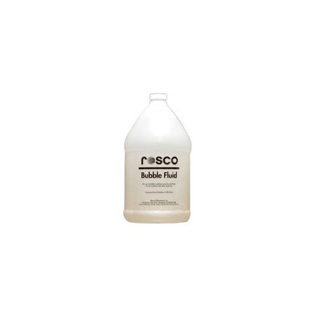 Rosco Bubble Fluid - 4 Count 1 Gallon Case